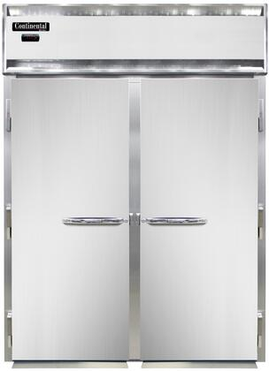Continental Refrigerator Designer Line DL2WISS Commercial Food Warmer Stainless Steel, DL2WI-SS Roll-In Warmer