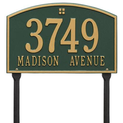 Whitehall Products 1178GG Address Plaques, Main Image