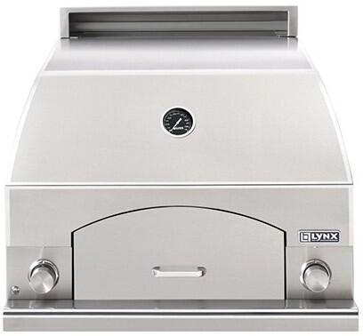 Lynx Professional LPZAx Pizza Oven Stainless Steel, Main Image