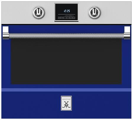 Hestan  KSO30BU Single Wall Oven Blue, 1
