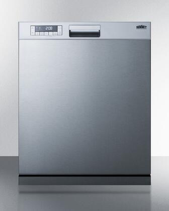 Summit  DW2435SSADA Built-In Dishwasher Stainless Steel, DW2435SSADA ADA Dishwasher