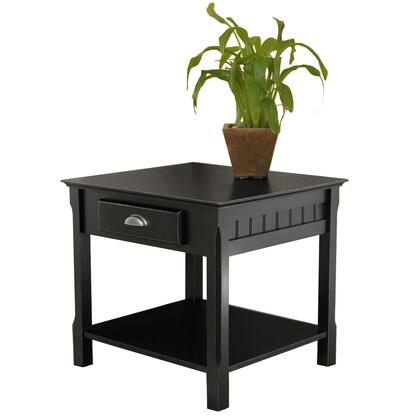 Winsome Timber 20124 End Table, 20124 Timber