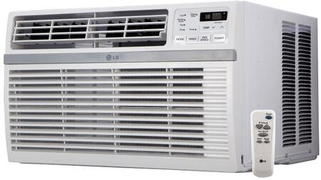 LG LW1216ER Window and Wall Air Conditioner White, Main Image