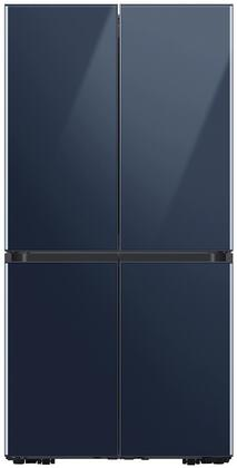 Samsung BESPOKE RF23A967541 French Door Refrigerator Blue, RF23A967541 Navy O1 SCOMv2