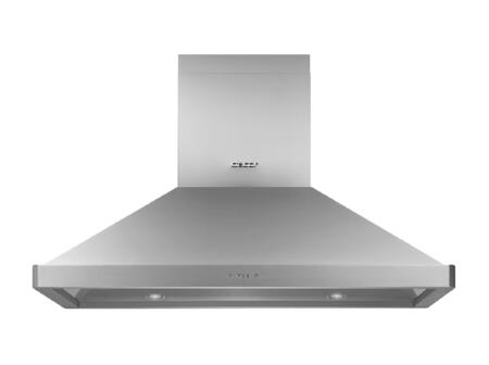 Dacor Professional DHI482 Island Mount Range Hood Stainless Steel, Front View