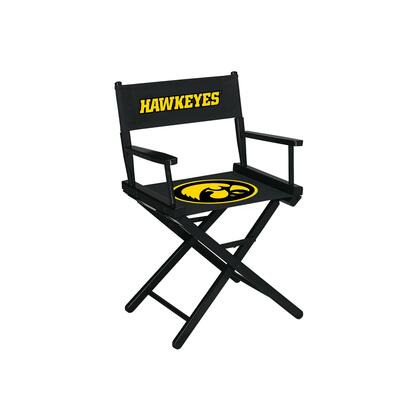 301-6018 University of Iowa Directors Chair - Table
