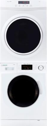 Equator  EW824ED860 Laundry Center White, Main Image