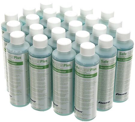 01149962 SafeCLEAN Plus Ice Machine Cleaner 24 Pack of 8 oz.