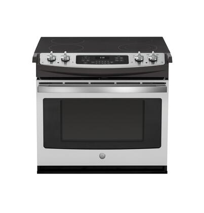 GE  JD630SFSS Drop-in Ranges | Drop-In Stoves Stainless Steel, Mian View