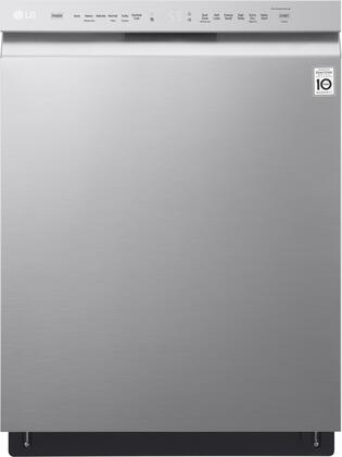 LG LDF5545SS Built-In Dishwasher Stainless Steel, LDF5545SS Printproof Stainless Steel Dishwasher