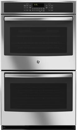 GE  JT5500SFSS Double Wall Oven Stainless Steel, Main Image