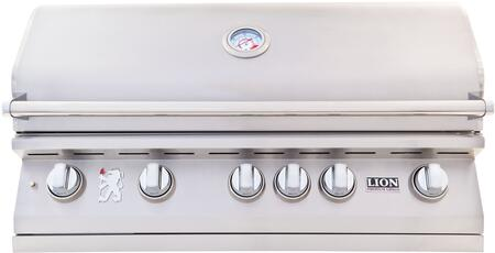 Lion L90000 90823 Natural Gas Grill Stainless Steel, Main Image