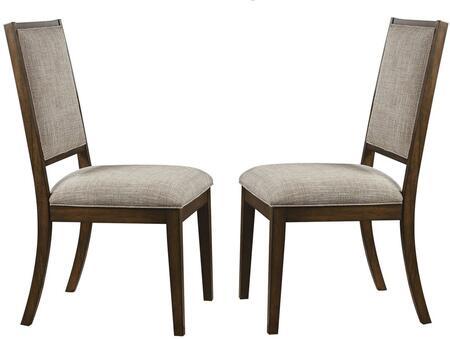 Acme Furniture Aurodoti 66103 Dining Room Chair Brown, Side Chair