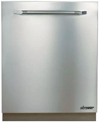 "Dacor Heritage RDW24S Built-In Dishwasher Stainless Steel, RDW24S 24"" Heritage Series Fully Integrated Dishwasher"
