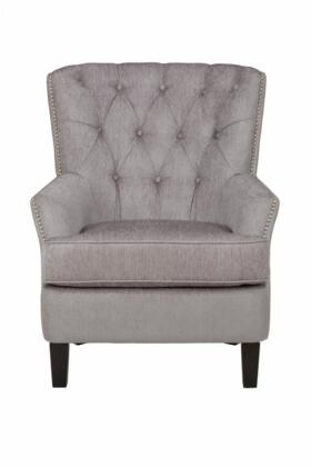 Jofran Hudson Collection Hudson Ch Silver 32 Inch Accent