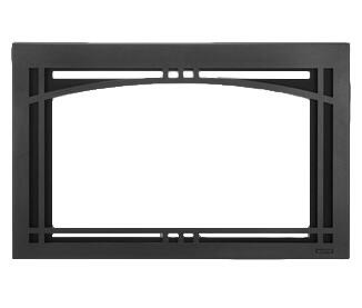 CASFI30BK Contemporary Arch 30″ Screen Front in
