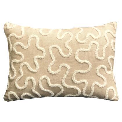 Plutus Brands Chandra Taal PBRA23362424DP Pillow, PBRA2336