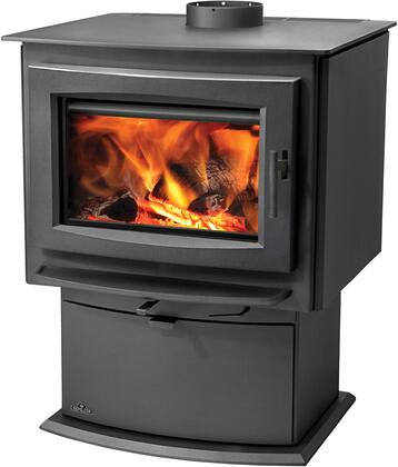 Napoleon S Series S1 Wood Heating Stove Black, Main Image