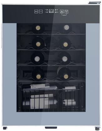 Avanti  WC24T2P Wine Cooler 26-50 Bottles Slate, Main Image