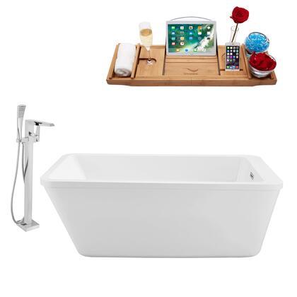 Streamline NH240100 Bath Tub, NH240 100 1T