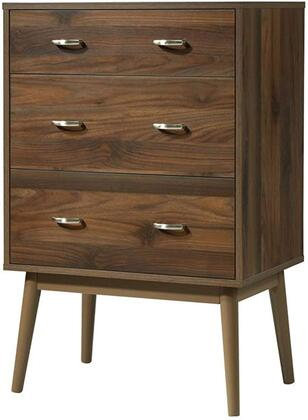 151003 Montage Midcentury 3 Drawer Chest  in