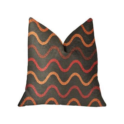 Plutus Brands Serenity Flow PBRA23051616DP Pillow, PBRA2305