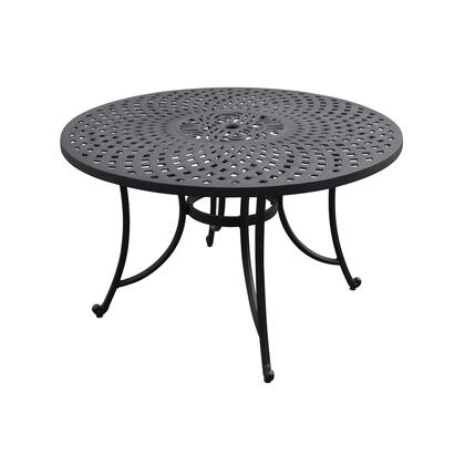 Crosley Furniture Sedona CO600148BK Dining Room Table Black, Main Image