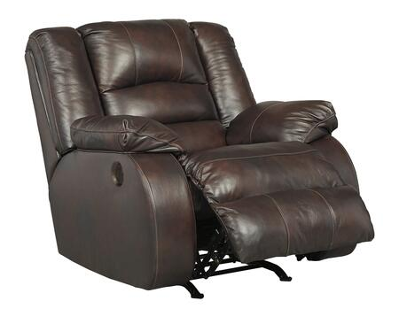 Signature Design by Ashley Levelland 1700198 Recliner Chair Brown, Main Image