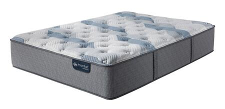 iComfort By Serta Blue Fusion 100 5008229911010 Mattress Gray, Main Image