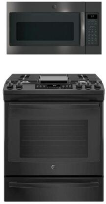 GE  845701 Kitchen Appliance Package , 1