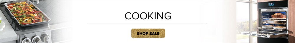 On Sale On Cooking Appliances
