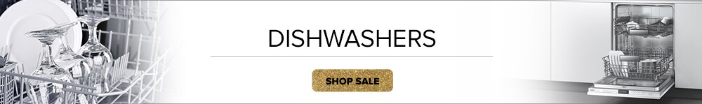 On Sale On Dishwashers