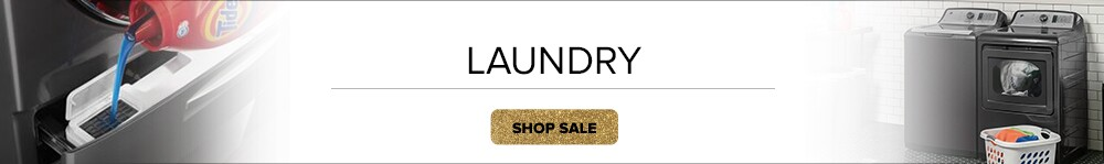 On Sale On Laundry
