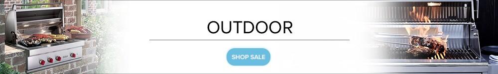 Smart Savings On Outdoor Appliances