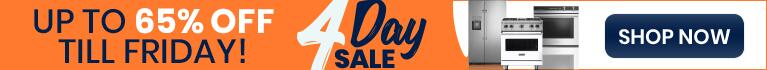 4 Day  Sale - Up to 65% Off Select Products Sitewide