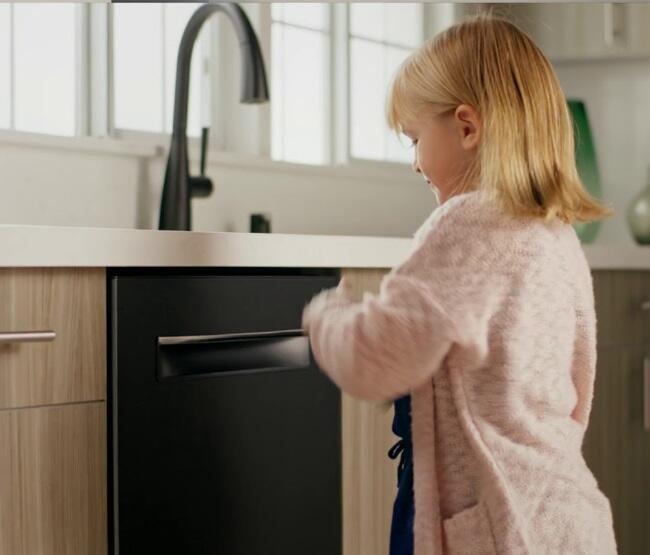 Bosch Black Stainless Steel Finish | Appliances Connection