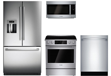 Bosch Stainless Steel 800 Suite