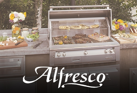 Build Your Alfresco Grill Package
