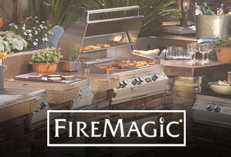 Build Your FireMagic Grill Package