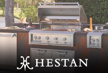 Build Your Hestan Grill Package