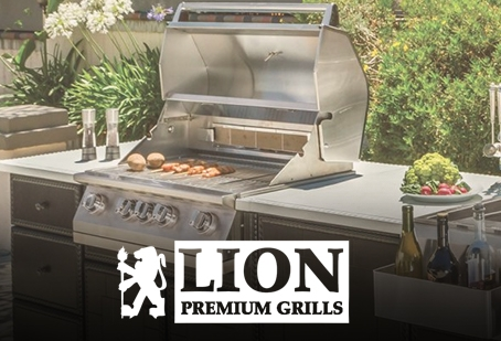 Build Your Lion Grill Package