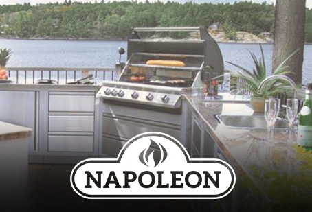 Build Your Napoleon Grill Package