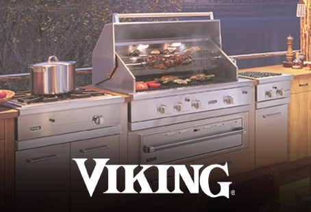 Build Your Viking Grill Package