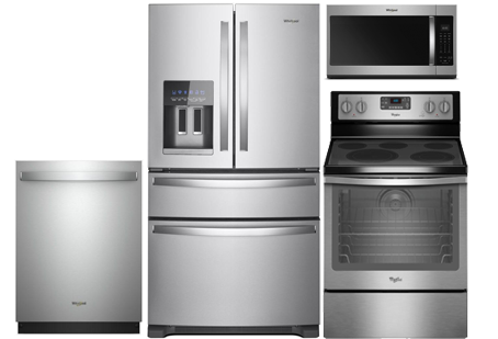 Whirlpool Stainless Suite