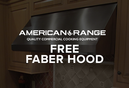 American Range Free Faber Hood