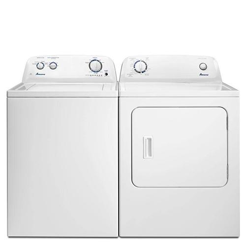 Amana Top Load Laundry Pair