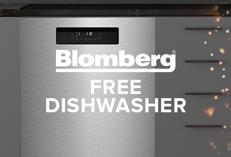 Blomberg Free Dishwasher