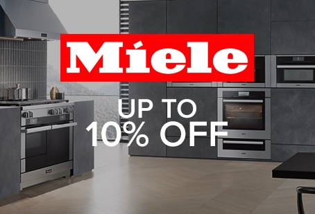 Miele Appliance Rebate Offer