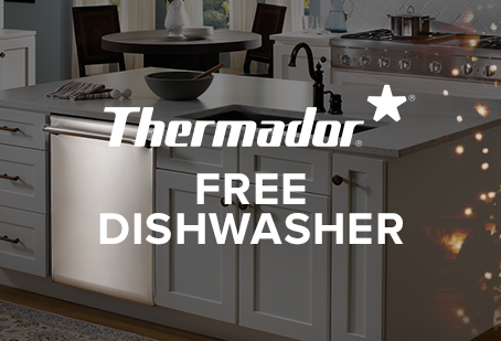 Thermador Free Dishwasher Offer