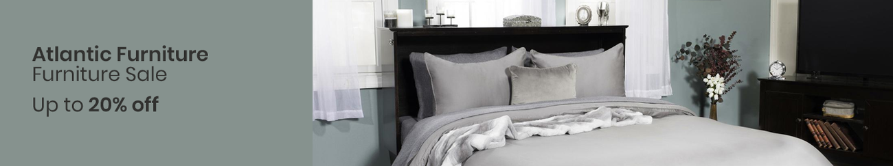 Spring Deal Atlantic Furniture Home Furnishing